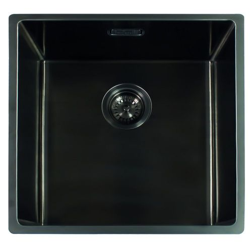 Reginox Miami 40 x 40 Gun Metal Sink